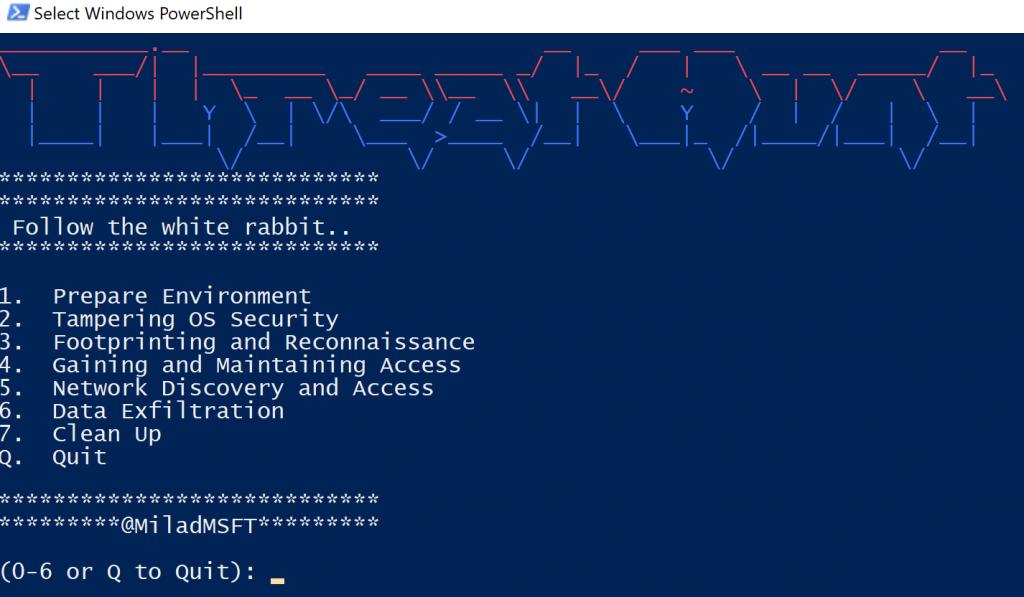 📦 ThreatHunt: репозиторий PowerShell для обучения навыкам поиска угроз
