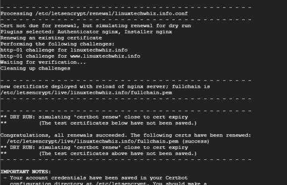 🔑 Как обезопасить Nginx с помощью  Let's Encrypt на CentOS 8