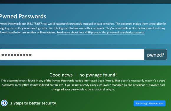 🔑 Проверьте, не был ли взломан ваш адрес электронной почты или пароль