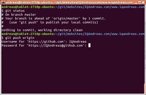 🐧 Как исправить Git, который запрашивает учетные данные пользователя для HTTP (S) аутентификации