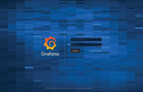 🐳 Как сбросить пароль администратора в Docker контейнере Grafana