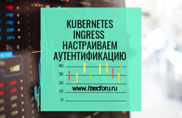 ☸️  Как настроить Kubernetes ingress controller для аутентификации приложений