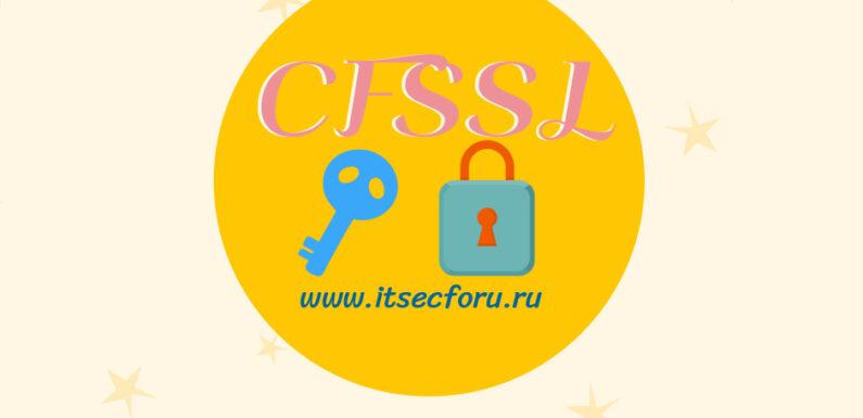 🔐 Как установить CloudFlare CFSSL на Linux   macOS