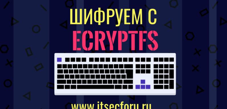 🐧 Как зашифровать каталоги с помощью eCryptfs на Linux