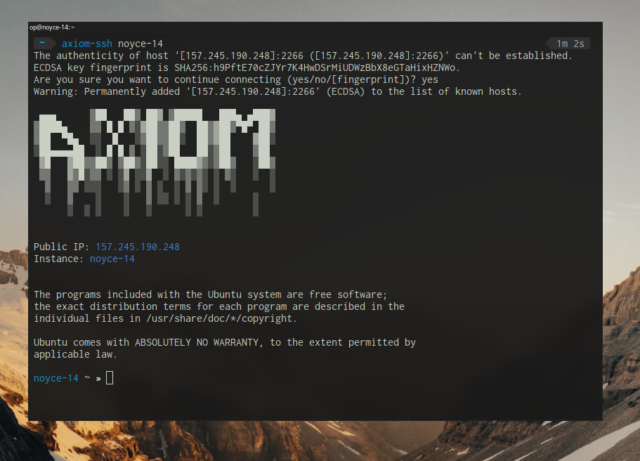 🕵️  Axiom – пентест сервер