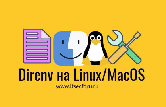 🐧  Direnv — Управление переменными среды проекта на Linux