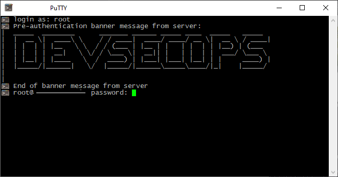 🕵️♂️ Как отобразить баннер/сообщение перед аутентификацией OpenSSH