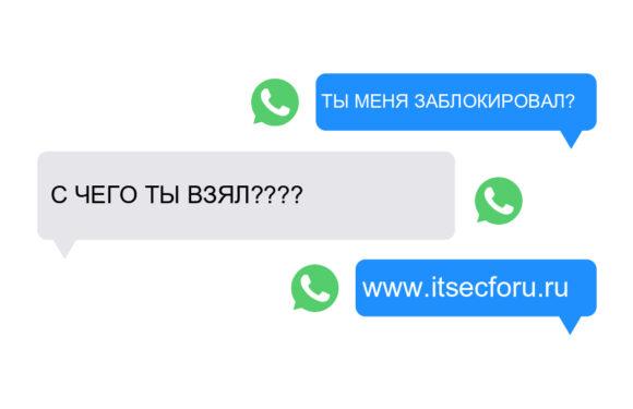 🛡️ Как узнать, заблокировал ли вас кто-то в WhatsApp