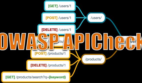 🌐  OWASP APICheck – набор инструментов DevSecOps для HTTP API