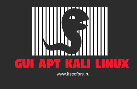🐉 Установщики программного обеспечения с графическим интерфейсом в Kali Linux