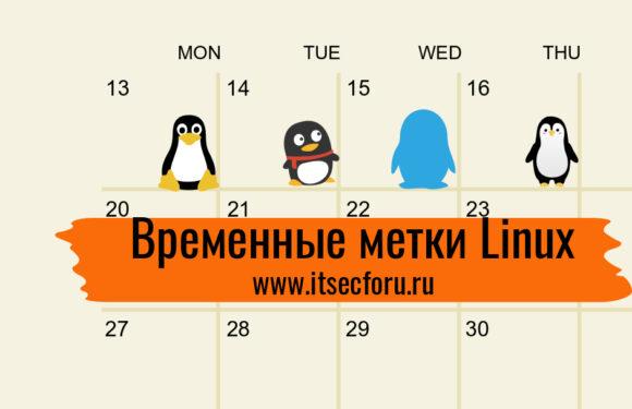 🐧 Как отредактировать файл, не меняя его временной метки на Linux