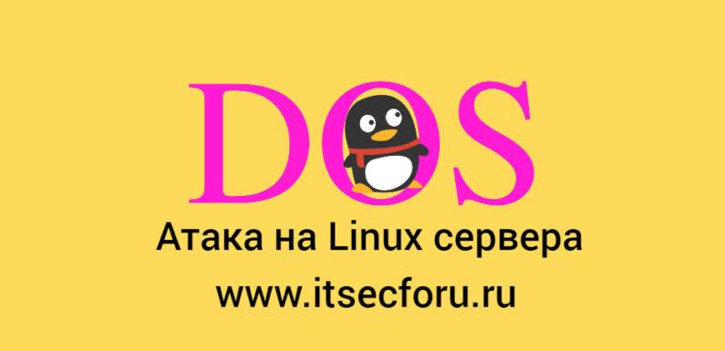 🐧 Как быстро проверить, не подвергается ли ваш Linux-сервер DoS-атаке с одного IP-адреса