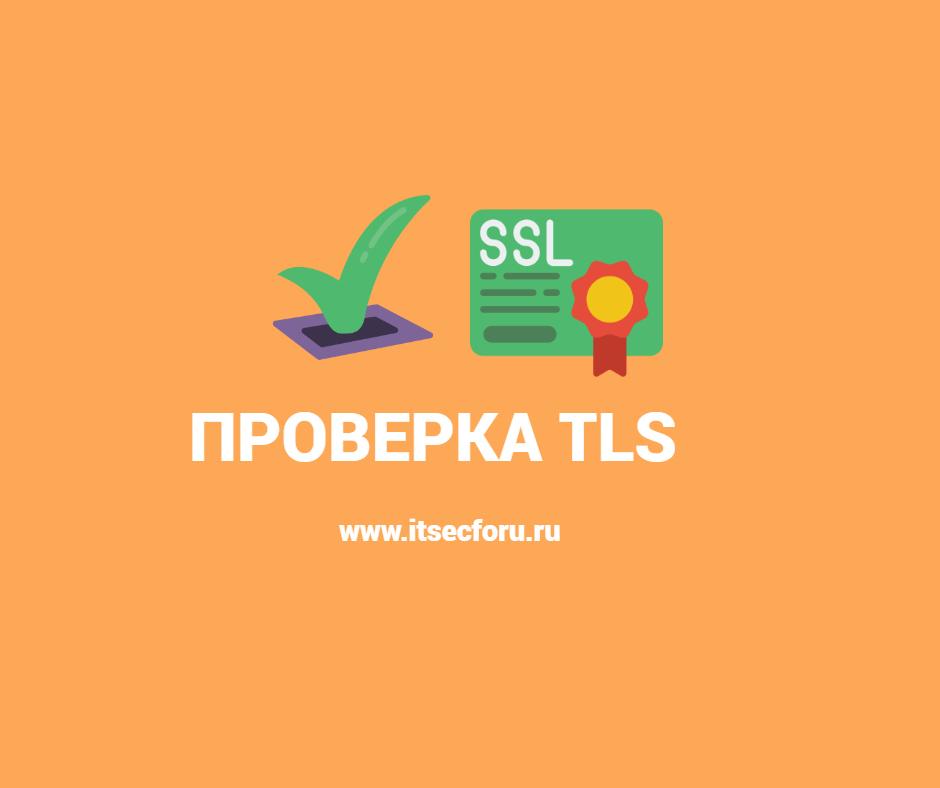 🔐 Как проверить сервер на поддержку TLS на Linux