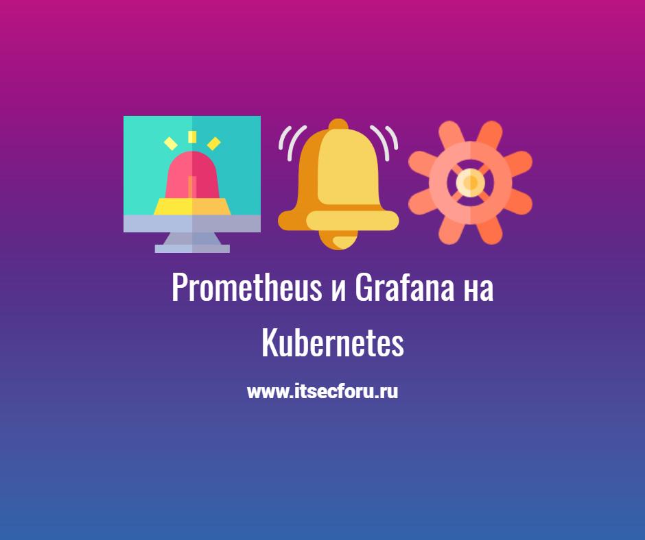 ☸️ Как установить Prometheus и Grafana на Kubernetes с помощью Helm 3