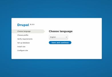 Как установить Drupal 8 с LetsEncrypt SSL на Debian 9