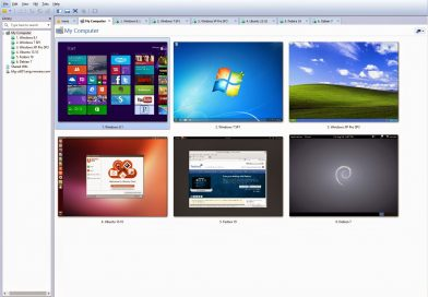 VMware KVM мод на VMware Workstation