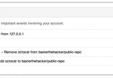 Как сканировать репозиторий GitHub на учетные данные
