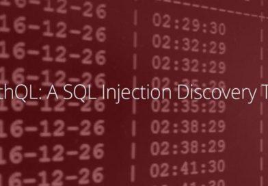 Инструмент обнаружения инъекций SQL SleuthQL