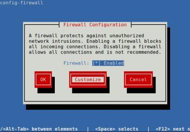 Настройка брандмауэра для включения NTP-порта 123 на RHEL7 Linux