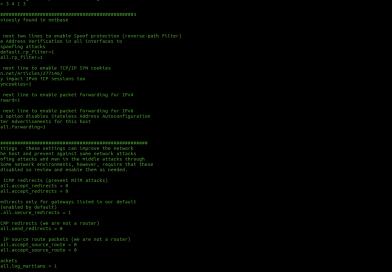 Как защитить жесткие и символические ссылки в CentOS / RHEL
