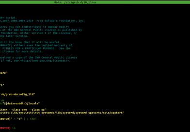 Как защитить паролем загрузчик GRUB в Linux