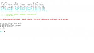 Как установить инструменты Kali Linux с помощью Katoolin в Ubuntu