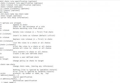 Как заблокировать клиента TOR с помощью IPTABLES