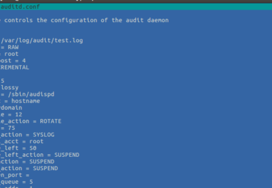 Как проверить все команды, выполняемые в системе Linux, с помощью auditd
