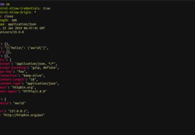HTTPie — современный HTTP-клиент, похожий на команды Curl и Wget