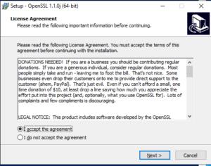 Как установить OpenSSL на Windows Server 2019 — Information Security